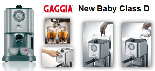 Gaggia Manual Coffee Machines