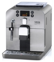 Gaggia Brera Silver Coffee Machine