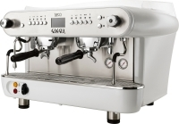 GAGGIA DECO Coffee machine 2 group -white electr