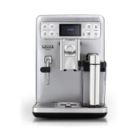 GAGGIA BABILA OTC SS 230 EU AUTOM.COFFEE MACHINE