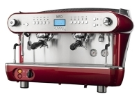 GAGGIA DECO Coffee machine 2 group -red electr