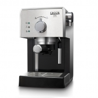 GAGGIA Viva Deluxe single coffee machine sil/blk