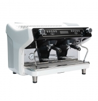 GAGGIA La Giusta Coffee machine 2 group -white electr