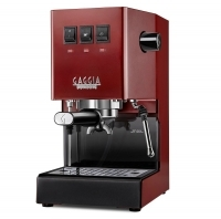 Gaggia CLASSIC LSB (NEW) Coffee Machine RED